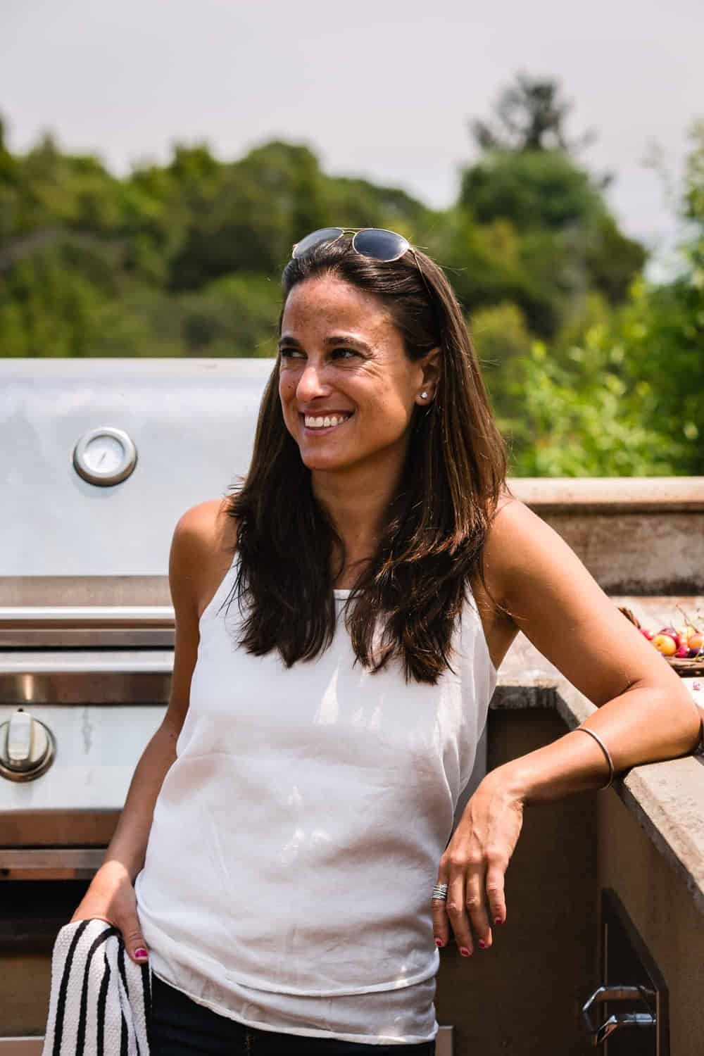 Chef Daniela Gerson | Waves in the Kitchen