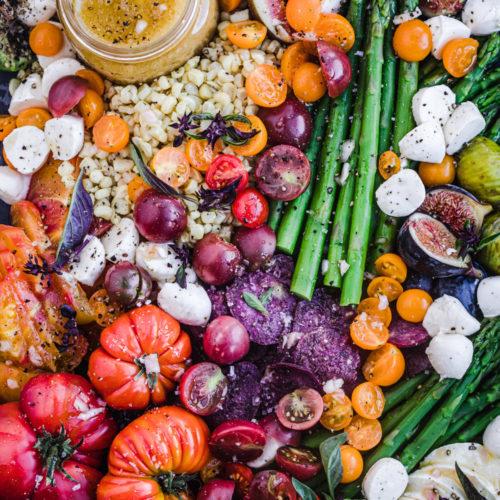 Summer Salad Ideas Waves In The Kitchen