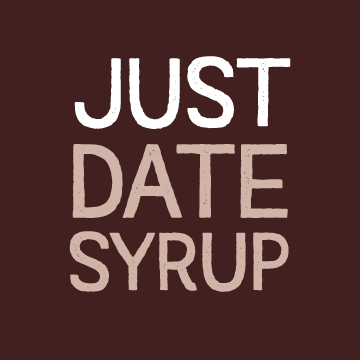 Just Date Syrup Logo
