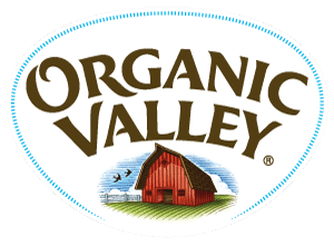 Logo for the company Organic Valley