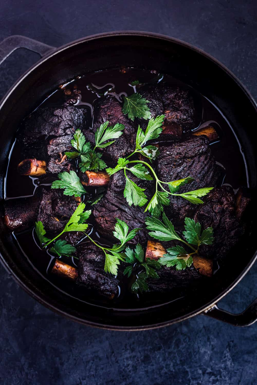 Red Wine Braised Short Ribs Waves In The Kitchen
